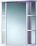 Акваль Порто 75 зеркало-шкаф (В2.1.39.1.9.1)