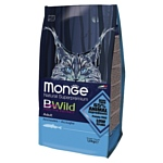 Monge (10 кг) Bwild Cat Anchovies