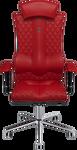 Kulik System Elegance (с подголовником, красный)