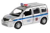 Технопарк Renault Kangoo Полиция
