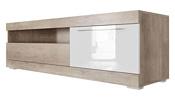 SV-Мебель Ницца К 00-00053823 (белый глянец/каньон светлый)
