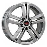 LegeArtis A74 6.5x16/5x112 D57.1 ET33 Silver
