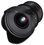 Samyang 20mm T1.9 ED AS UMC Nikon F