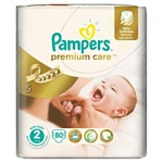 Pampers Premium Care 2 Mini (80 шт.)