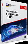 Bitdefender Antivirus Plus 2019 Home (3 ПК, 3 года, полная версия)