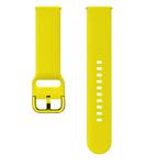 Samsung Sport Galaxy Watch Active Strap (желтый)