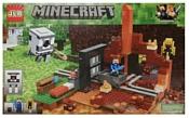 JLB Minecraft 3D70 Портал в подземелье