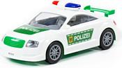 Полесье POLIZEI автомобиль инерционный 37091