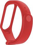 Miru Mi для Xiaomi Mi Band 5 (силикон, красный)