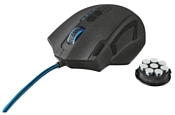 Trust GXT 155 Gaming Mouse Black USB