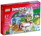 LEGO Juniors 10729 Карета Золушки