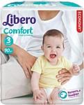 Libero Comfort 3 Midi 4-9 кг 90 шт