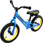 Slider IT101832 (колеса надувные, синий)
