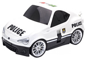 Ridaz Toyota 86 Police (белый)