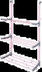 Perilla 17018 (розовый/серый)