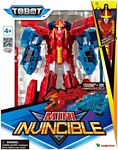 Young Toys Tobot Mini Invincible 301100