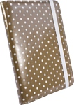 Tuff-Luv Pocketbook 611/Touch 622 Polka-Hot Beige(C2_42)