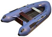Вельбот.Уфимская Лодочная Мануфактура Евра 3500 (надувное дно) серия NORMA