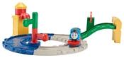 "Thomas & Friends Набор ""Первая доставка грузов Томаса"" серия Preschool BCX80"