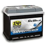 ZAP Silver Premium L 56236 (62Ah)