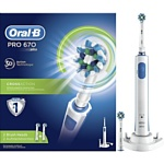 Braun Oral-B Pro 670 CrossAction