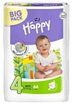 BELLA Baby Happy 4 MAXI (8-18 кг) 66 шт