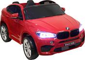 RiverToys BMW X6M JJ2168 (красный)