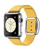 Apple Watch Series 1 38mm Modern Buckle Marigold Leather (MMFF2)