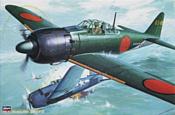 Hasegawa Палубный истребитель A6M5c Zero Fighter