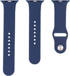 Evolution AW44-S01 для Apple Watch 42/44 мм (navy blue)