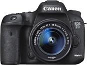 Canon EOS 7D Mark II Kit