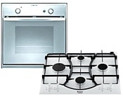 Hotpoint-Ariston CISFBG (WH)/HA + CISPH 640 MS (WH) HA