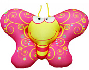 Мнушки Бабочка (розовый)