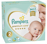 Pampers Premium Care 2 Mini (160 шт.)