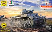 Моделист Немецкий танк T-III 307221