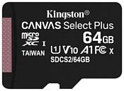 Kingston SDCS2/64GBSP