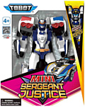 Young Toys Tobot Mini Sergeant Justice 301099