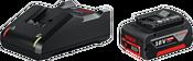 Bosch GBA 18В/4.0 Ah + 14.4-18В (1600A01B9Y)