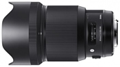 Sigma 85mm f/1.4 DG HSM Art Nikon F