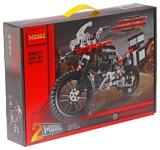 Decool Technic 3369 Мотоцикл R 1200GS