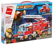 Qman Fire Rescue 2807 Пожарная машина