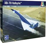 Italeri 1282 Высотный бомбардировщик XB-70 Valkyrie
