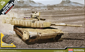 Academy Tанк U.S Army M1A2 V2 TUSK II 1/35 13504