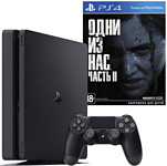 Sony PlayStation 4 Slim 1TB + The Last of Us Part II
