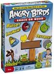 Mattel Angry birds: Постучи по дереву (Angry birds: Knock on wood)