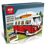 Lepin Creator 21001 Автофургон Фольксваген аналог Lego 10220