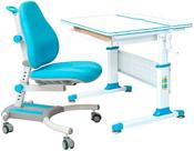 Rifforma Comfort-80 с креслом (голубой)