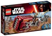 LEGO Star Wars 75099 Спидер Рей