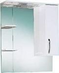 Акваль Виола 75 шкаф с зеркалом правый (AV.04.75.10.R)