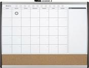 Rexel Magnetic Monthly Organiser Combi Board 585x430